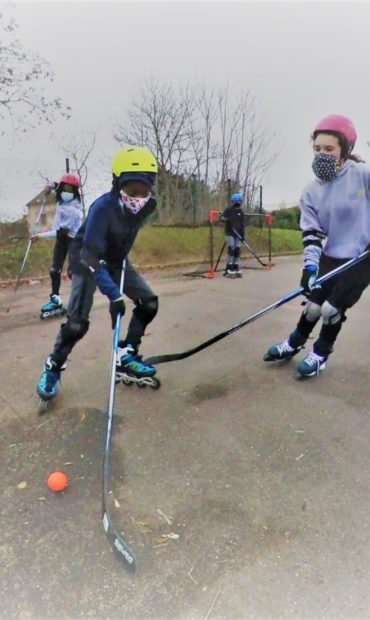 L'AS Roller Hockey à ESAM